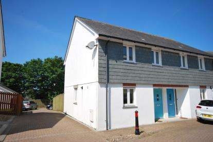 2 Bedrooms Semi Detached House for sale in Redruth, Cornwall