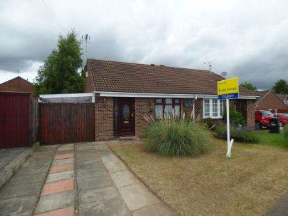 2 Bedrooms Bungalow for sale in Mondello Drive, Alvaston, Derby, Derbyshire
