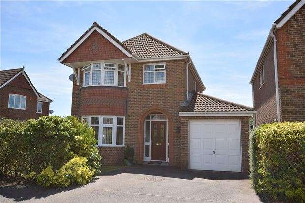 3 Bedrooms Detached House for sale in Hornbeam Avenue, BEXHILL, TN39 5JT