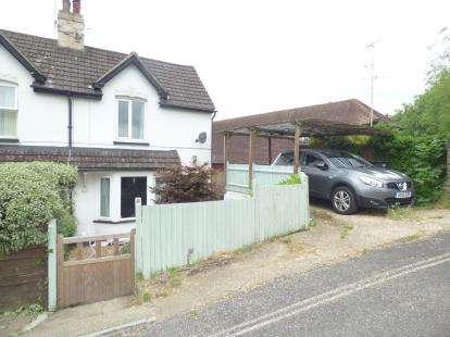 3 Bedrooms Semi Detached House for sale in Petersfield, Hampshire