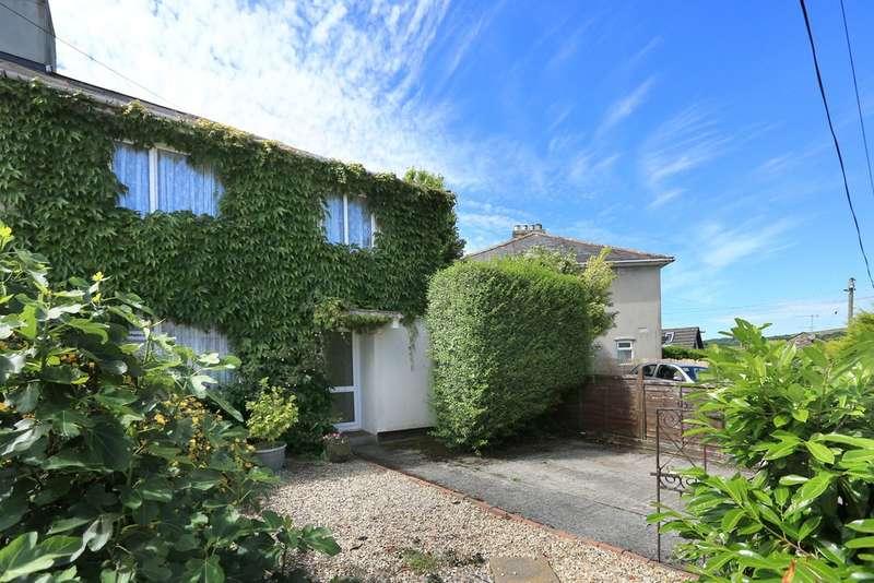 3 Bedrooms Semi Detached House for sale in Cornwood, Ivybridge