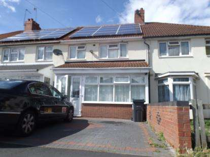 4 Bedrooms House for sale in Caldwell Road, Birmingham, West Midlands