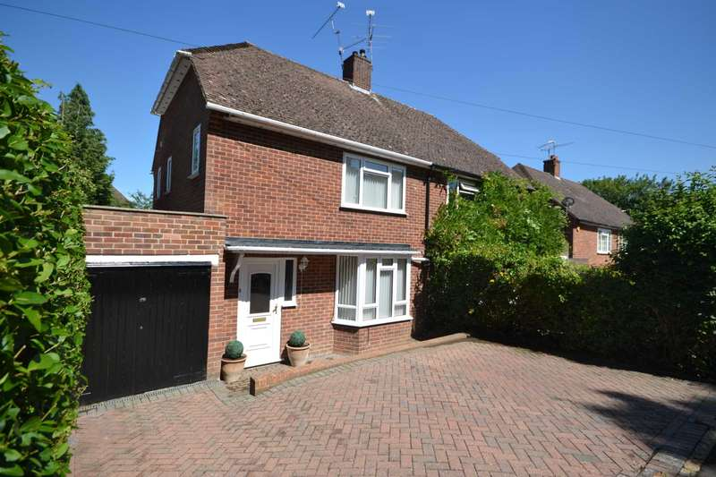 3 Bedrooms Semi Detached House for sale in Surley Row, Emmer Green
