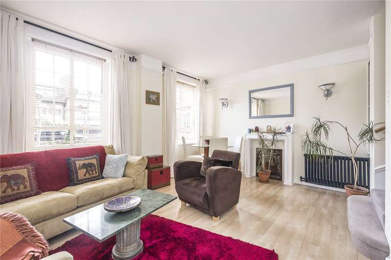 2 Bedrooms Flat for sale in Swan Court, Flood Street, London, SW3