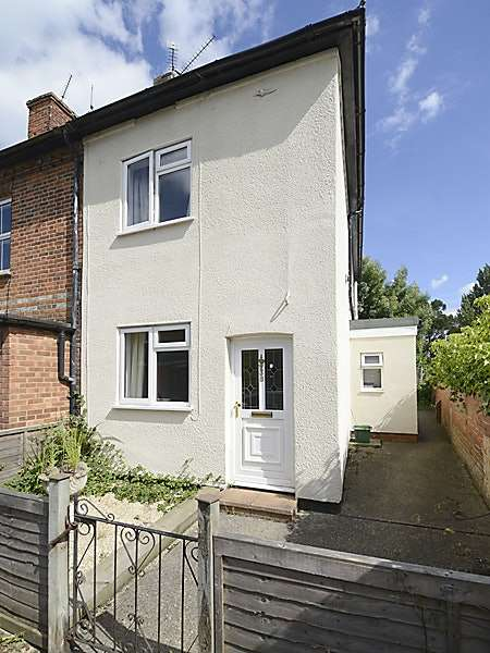 2 Bedrooms End Of Terrace House for sale in Havelock Road, Wokingham, Berkshire, RG41