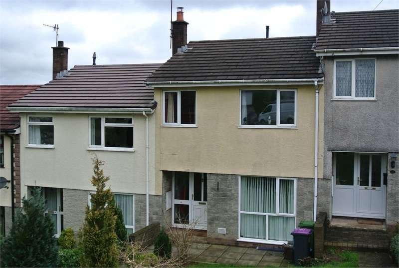 3 Bedrooms Terraced House for sale in Heol Beuno, New Inn, PONTYPOOL, NP4