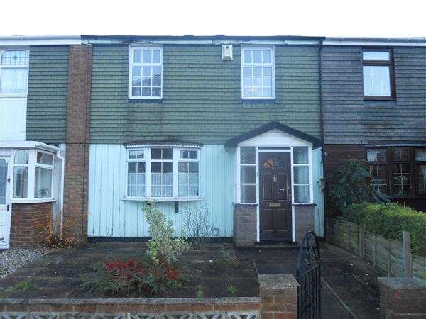 3 Bedrooms Terraced House for rent in Bell Street, Darlaston