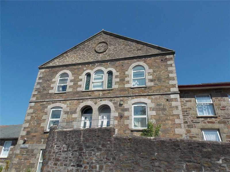 2 Bedrooms Flat for sale in The Old Chapel, Treruffe Hill, Redruth