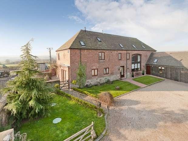 3 Bedrooms Mews House for sale in Spadeley Farm Barns, Chelmarsh, Bridgnorth, Shropshire