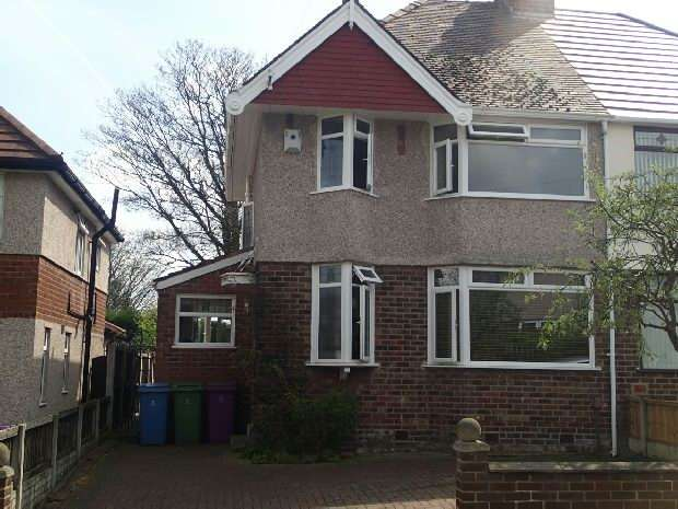 3 Bedrooms Semi Detached House for rent in The Heyes, Woolton Village, Liverpool
