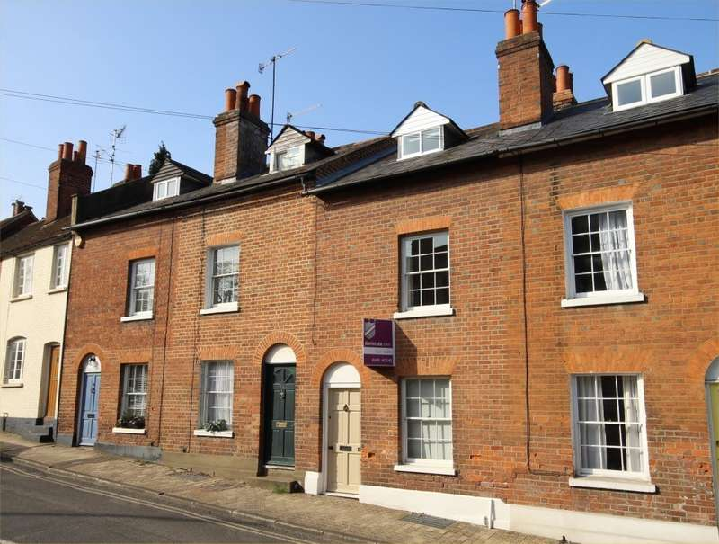 3 Bedrooms Terraced House for sale in Gravel Hill, Henley-On-Thames, RG9