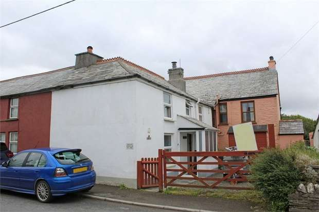 2 Bedrooms Cottage House for sale in Rockhead Street, Delabole, Cornwall
