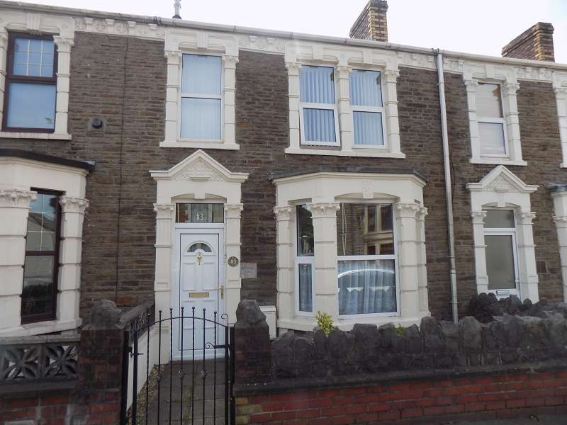 3 Bedrooms Terraced House for sale in Tanygroes Street, Port Talbot, Neath Port Talbot. SA13 1EG