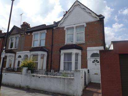 2 Bedrooms End Of Terrace House for sale in Roslyn Road, Tottenham, Harrigey, London