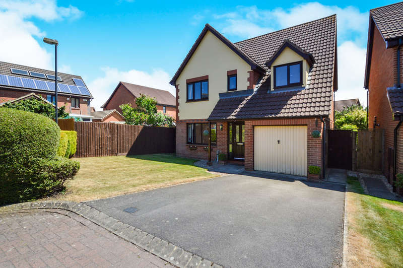 4 Bedrooms Detached House for sale in Nolan Close, St. Andrews Ridge