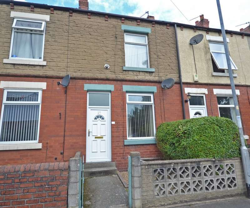 2 Bedrooms Terraced House for sale in Second Avenue, Wakefield