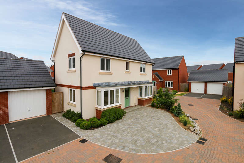 3 Bedrooms Detached House for sale in Lower Barton, Cranbrook