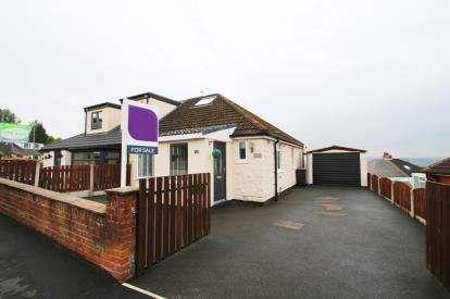 3 Bedrooms Bungalow for sale in Brantwood Avenue, Blackburn, Lancashire, BB1