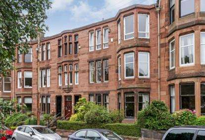 2 Bedrooms Flat for sale in Marlborough Avenue, Broomhill