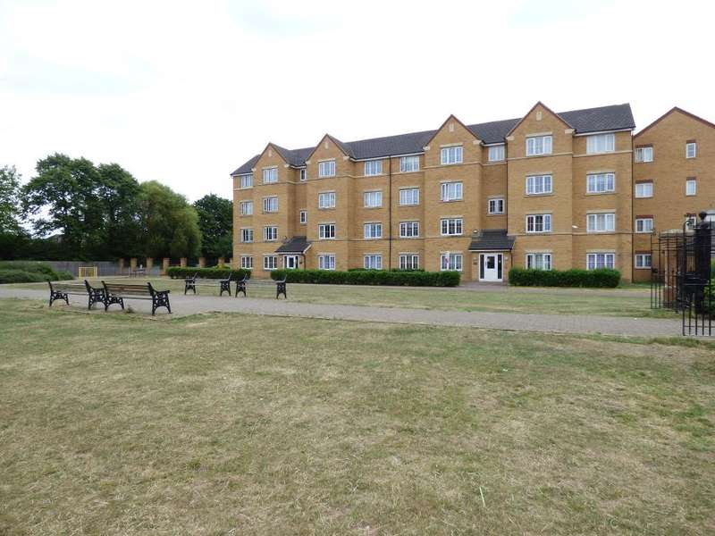 2 Bedrooms Flat for sale in Henley Road, Bedford, MK40 4FZ