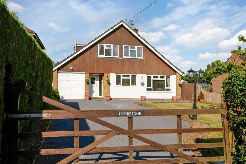 3 Bedrooms Detached House for sale in Main Road, Lacey Green, Princes Risborough, Buckinghamshire, HP27