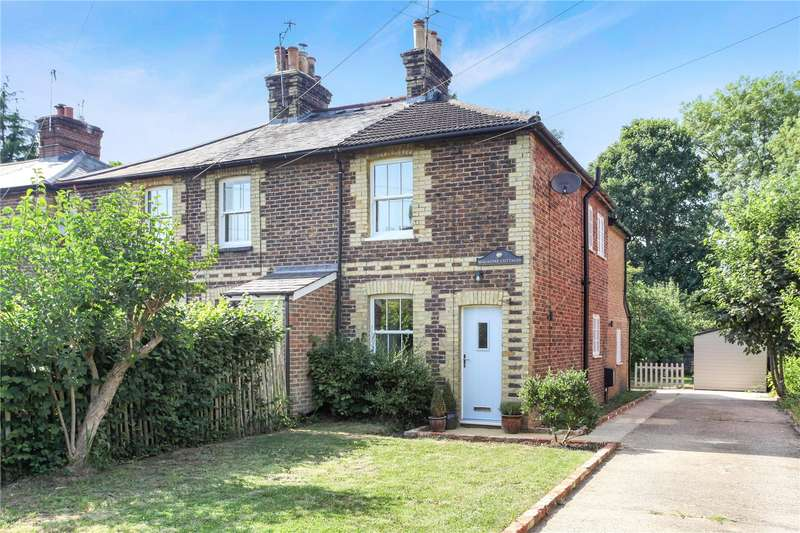 3 Bedrooms Terraced House for sale in Magazine Cottages, Old Manor Lane, Chilworth, Guildford, GU4