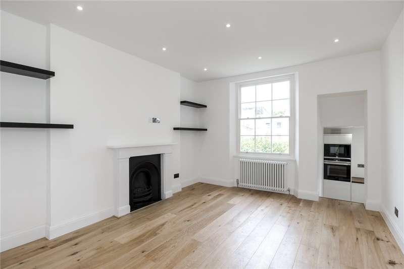 2 Bedrooms Flat for sale in Kensington Church Street, London, W8