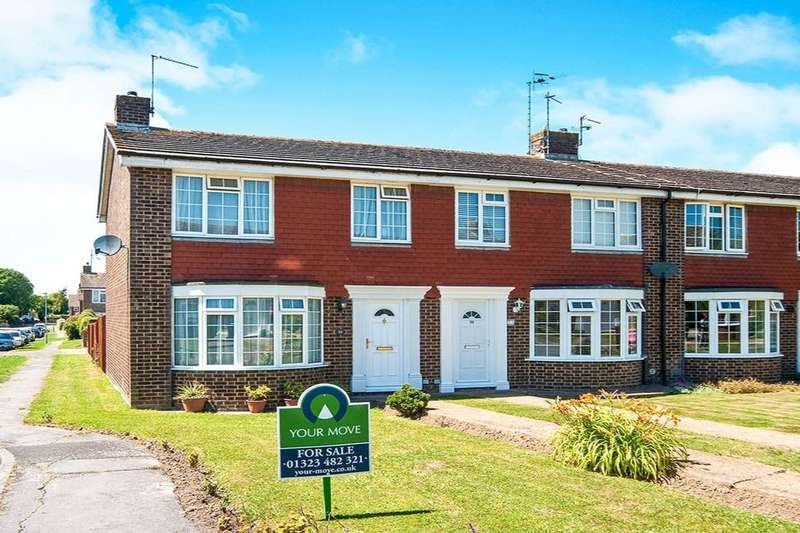 3 Bedrooms Semi Detached House for sale in Lynholm Road, Polegate, BN26