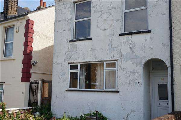 2 Bedrooms House for sale in Llanover Road, Plumstead Common, LONDON