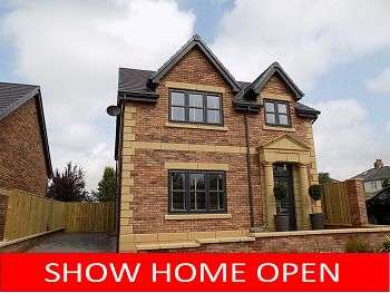 4 Bedrooms Detached House for sale in The Show Home, Scotby, Carlisle, CA4 8BJ