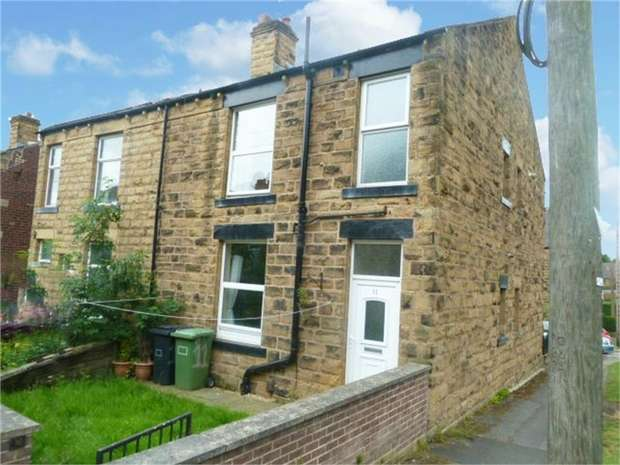 1 Bedroom End Of Terrace House for sale in Colbeck Avenue, Batley, West Yorkshire