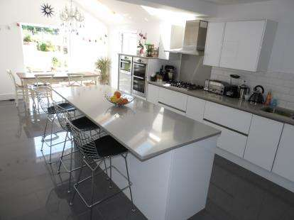 4 Bedrooms Detached House for sale in Watling Street, Grendon, Atherstone