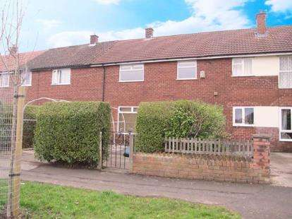 3 Bedrooms Terraced House for sale in Broadway, Offerton, Stockport, Cheshire
