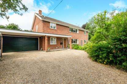 4 Bedrooms Detached House for sale in Cratfield, Halesworth, .