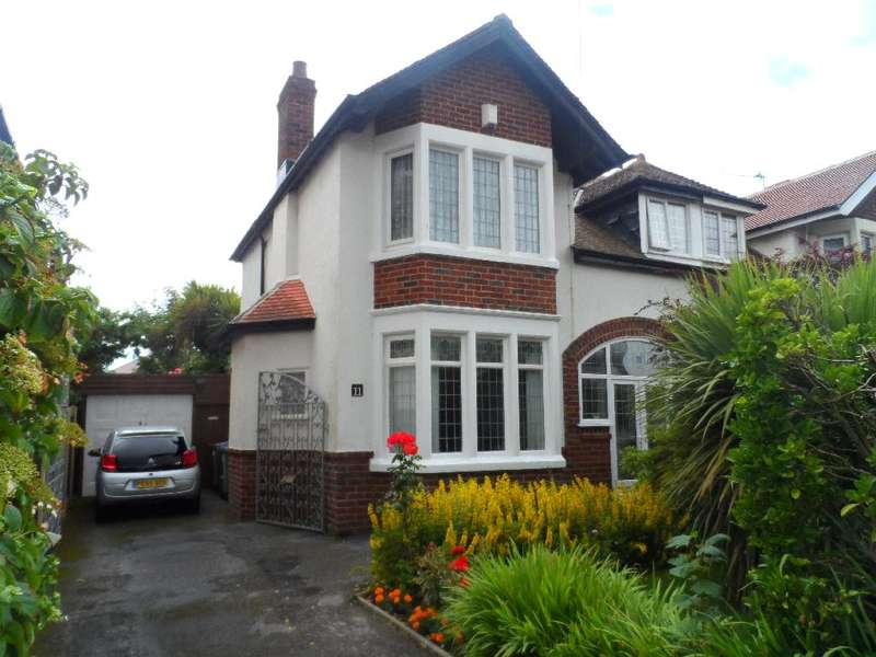 3 Bedrooms Property for sale in 11, Thornton-Cleveleys, FY5 1JN