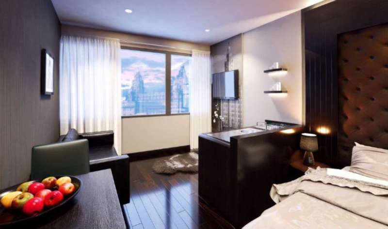 1 Bedroom Flat for sale in The Strand, Liverpool
