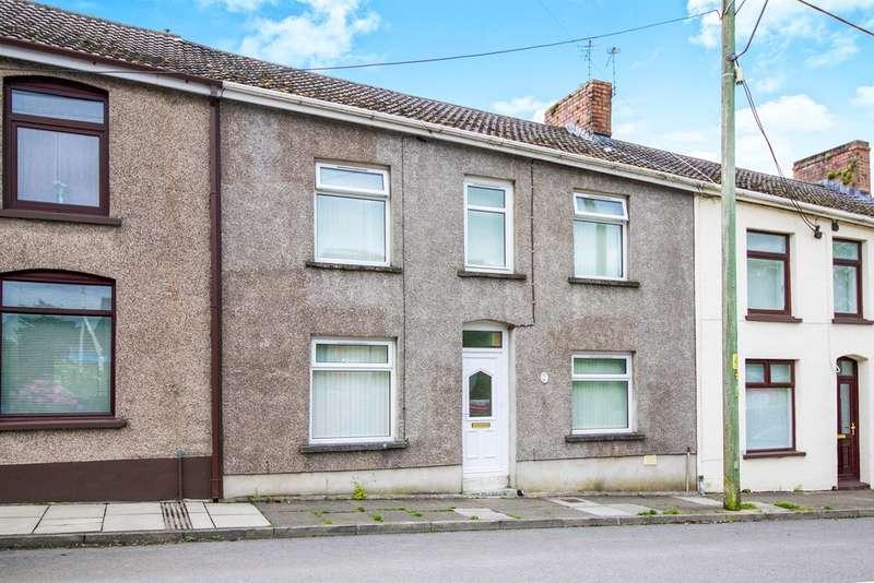 3 Bedrooms Terraced House for sale in High Street, Heol-Y-Cyw, Bridgend