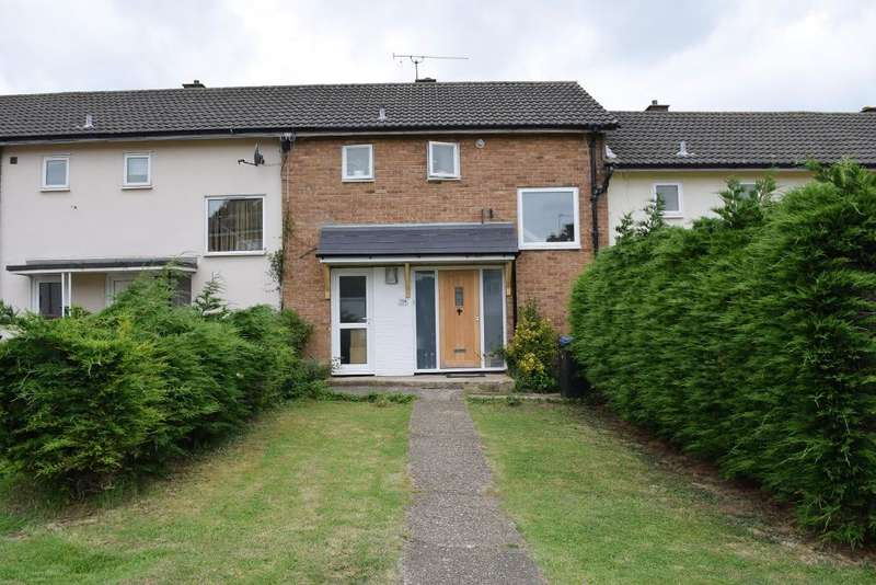 2 Bedrooms Terraced House for sale in Church leys, Harlow, Essex, CM18 6DB