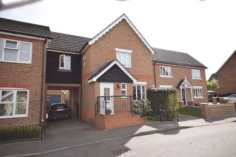4 Bedrooms Link Detached House for sale in Whieldon Grange, Church Langley, Harlow, Essex, CM17 9WG
