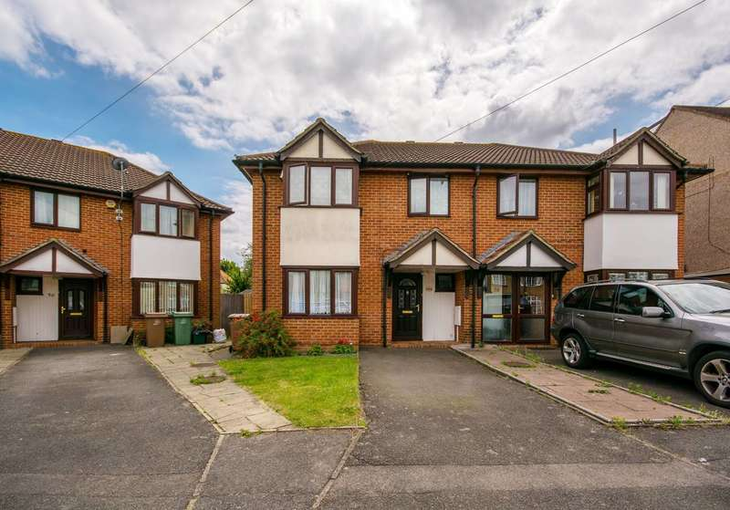 4 Bedrooms Semi Detached House for sale in Morley Road, Sutton, SM3