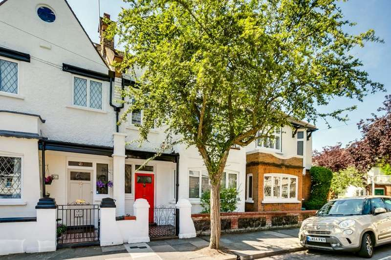 4 Bedrooms Terraced House for sale in Vernon Road, East Sheen, SW14