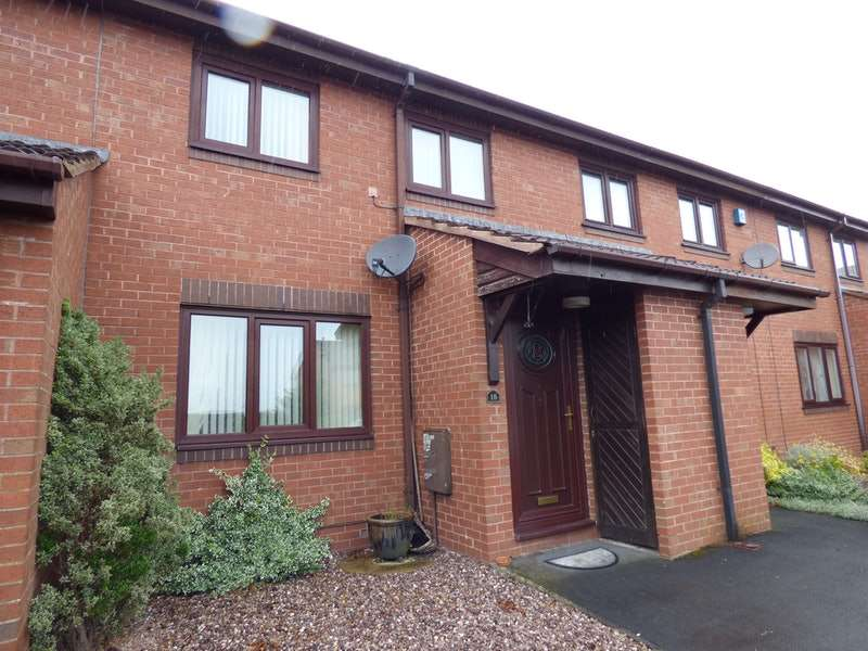 3 Bedrooms Terraced House for sale in Windmill View, Preston, Lancashire, PR4