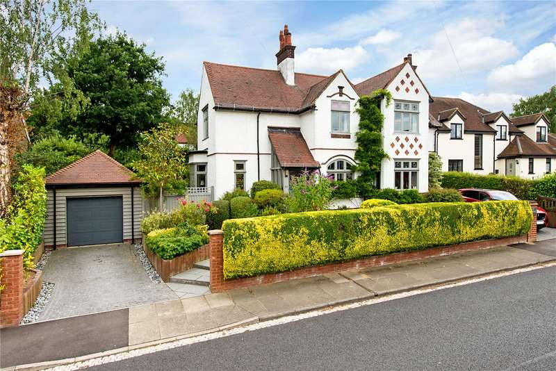 5 Bedrooms Detached House for sale in Lancaster Road, St. Albans, Hertfordshire, AL1