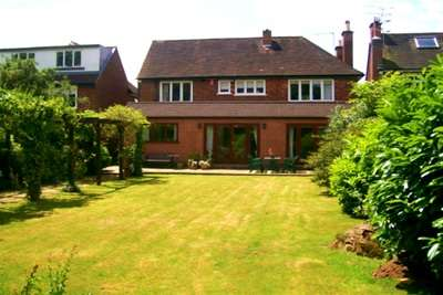 4 Bedrooms Detached House for rent in Parkside, Wollaton