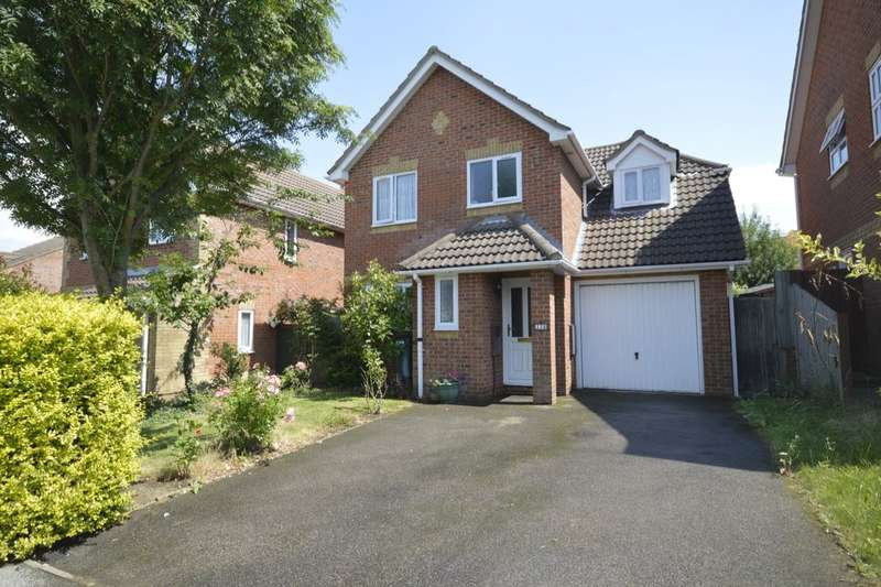 4 Bedrooms Detached House for sale in Pump Lane, Rainham, Gillingham, ME8