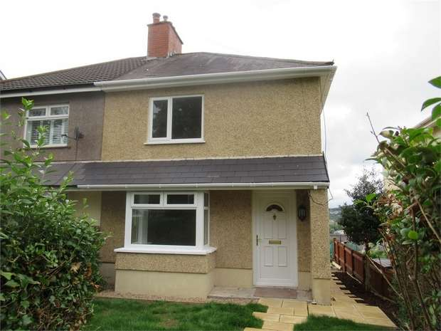 3 Bedrooms Semi Detached House for sale in Bryn Road, Neath, West Glamorgan