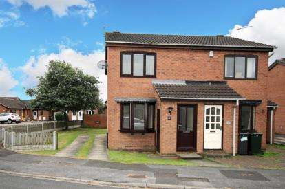 2 Bedrooms Semi Detached House for sale in Thealby Gardens, Doncaster