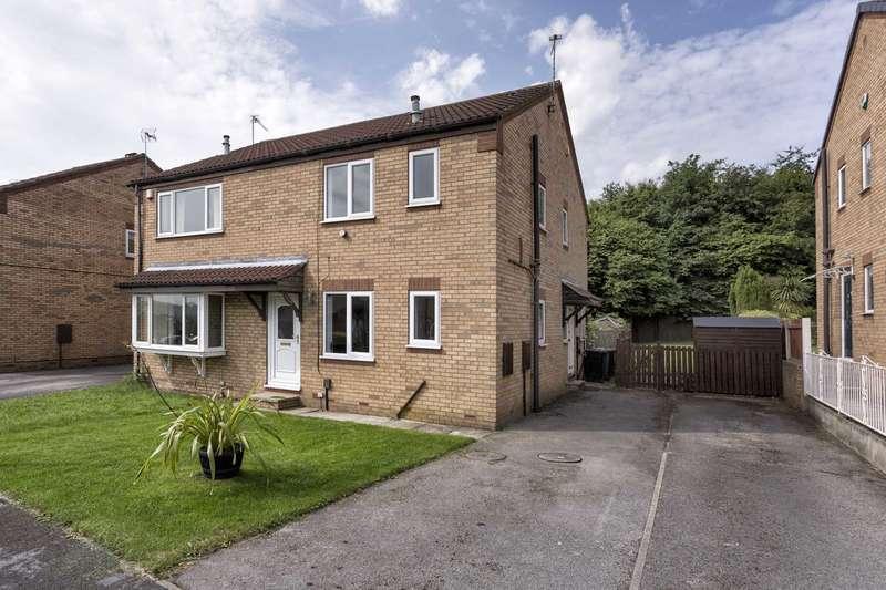 1 Bedroom Terraced House for sale in 17 Harrier Way, Morley, Leeds, LS27 8TG