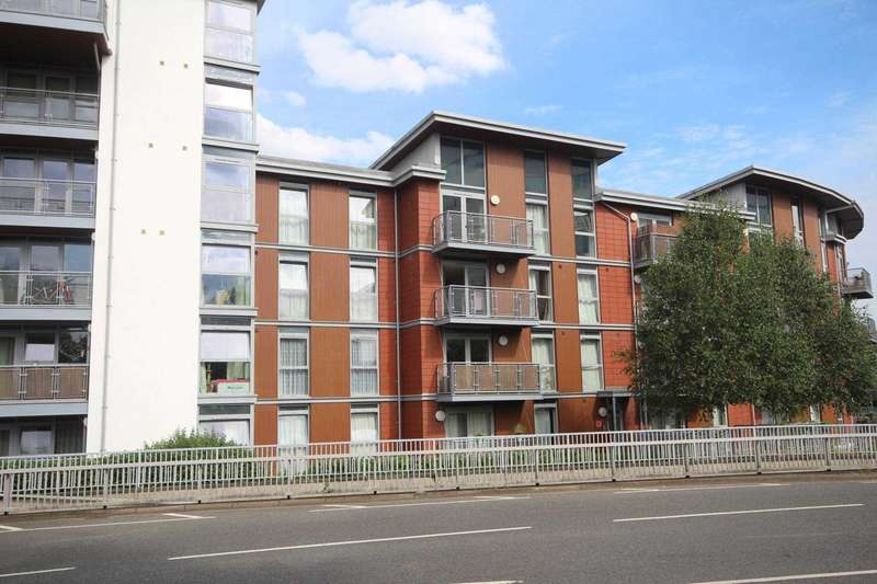 2 Bedrooms Apartment Flat for sale in Kelvin Gate, Bracknell