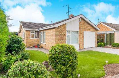 2 Bedrooms Bungalow for sale in Churchill Drive, Boston, Lincolnshire, England